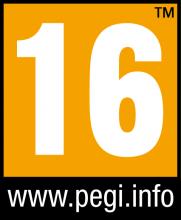 PEGI Rating 16