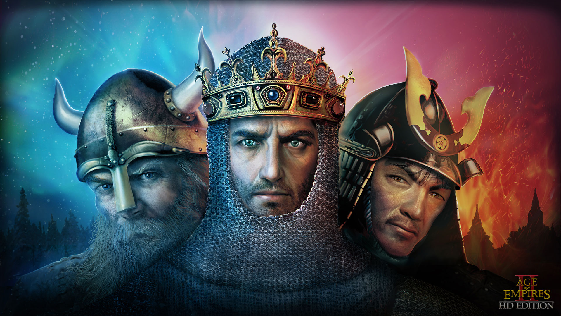 Age of Empires cover Wallpaper