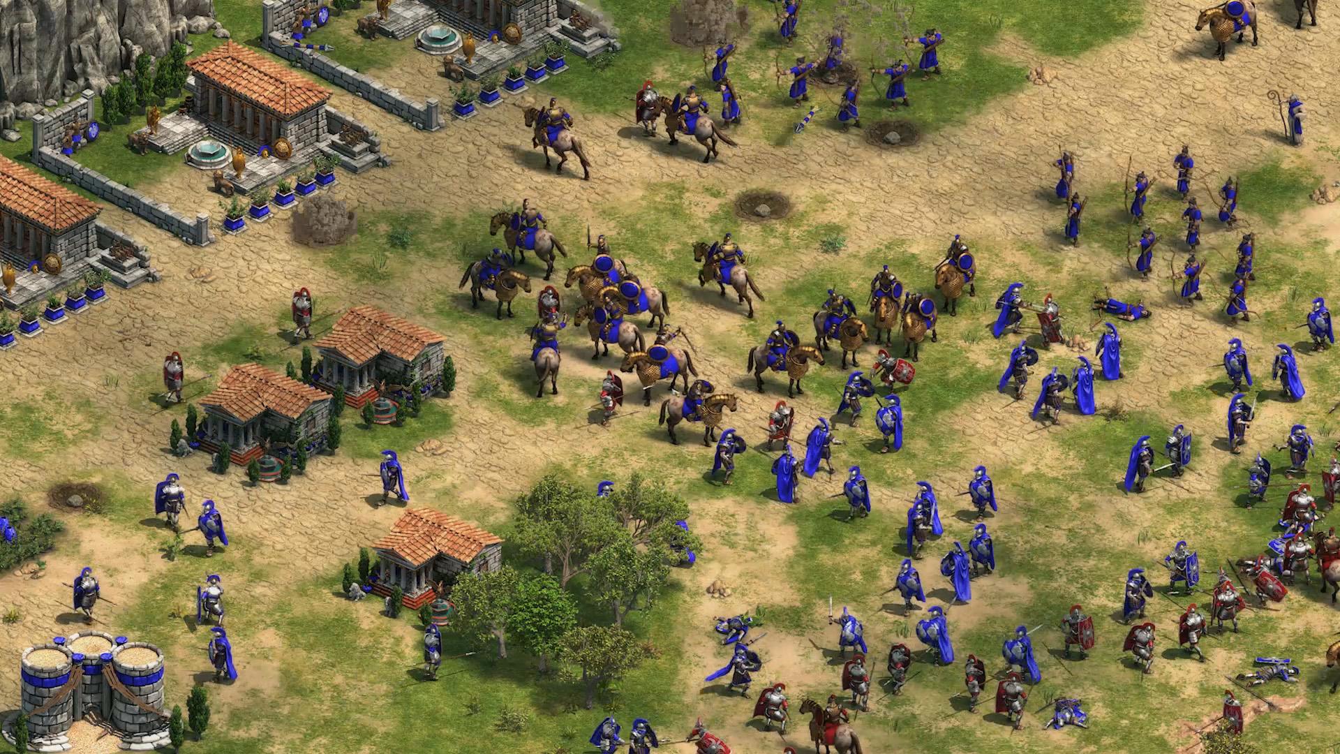 Age of Empires: DE - after