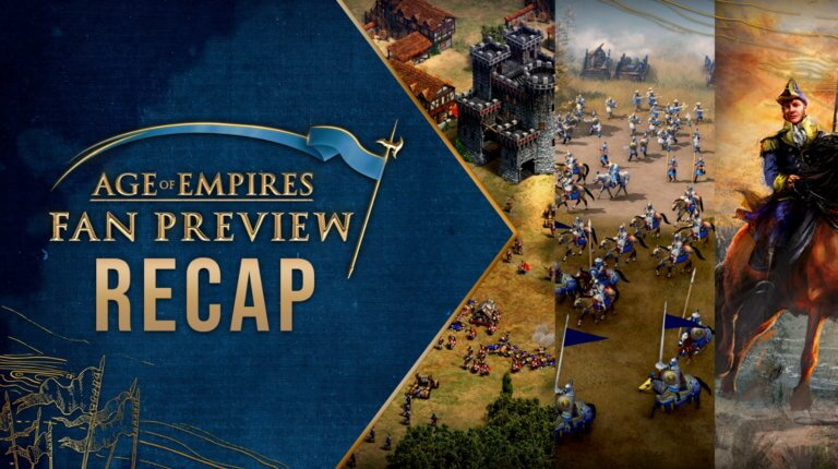 'The Age of Empires: Fan Preview Recap!' thumbnail