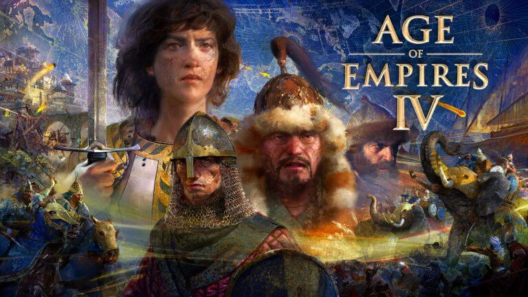 'Age of Empires IV launching October 28th with Xbox Game Pass for PC, Available for Pre-order Now' thumbnail