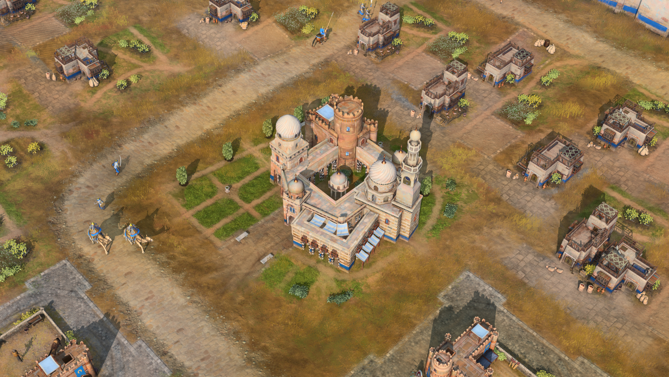 Playing the Abbasid Dynasty in Age IV
