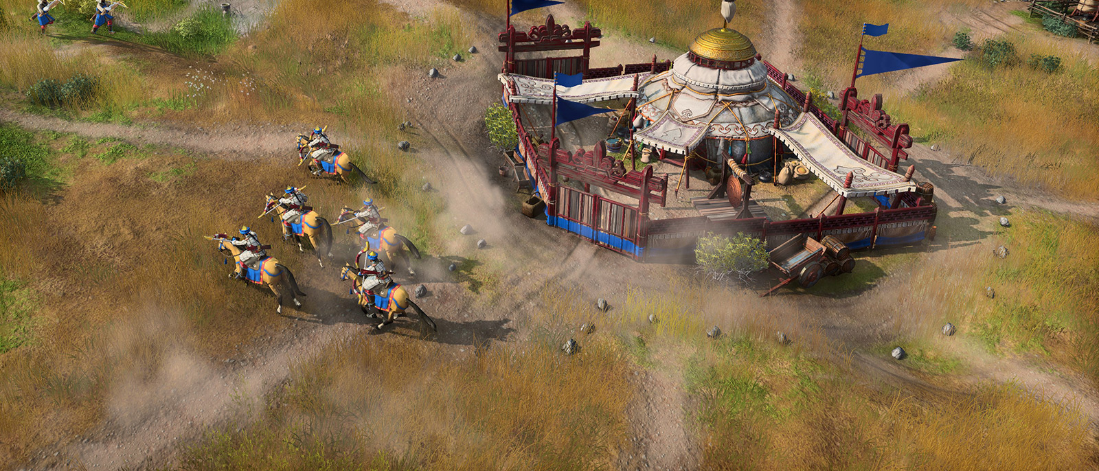 Playing the Mongols