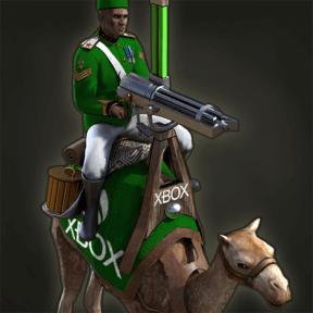 Gatling Camel