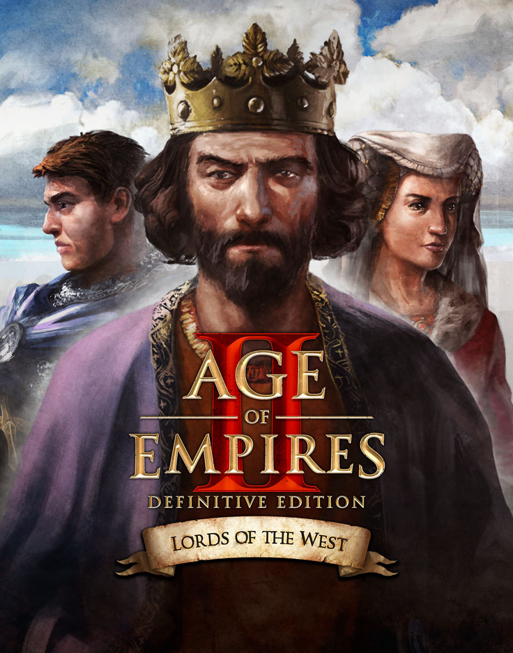 Age of Empires II: DE - Lords of the West