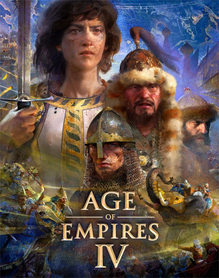 Age of Empires IV background image