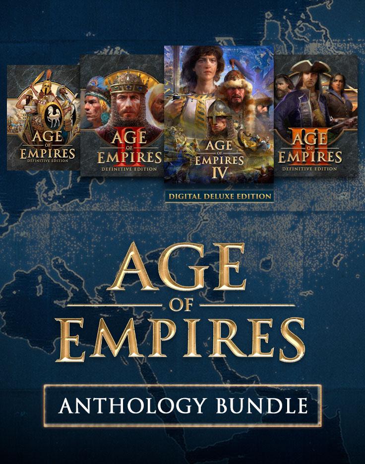 Age of Empires Anthology Bundle background image