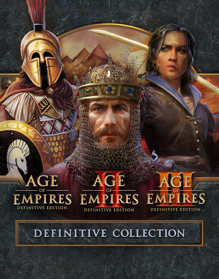 Age of Empires Definitive Collection Bundle background image