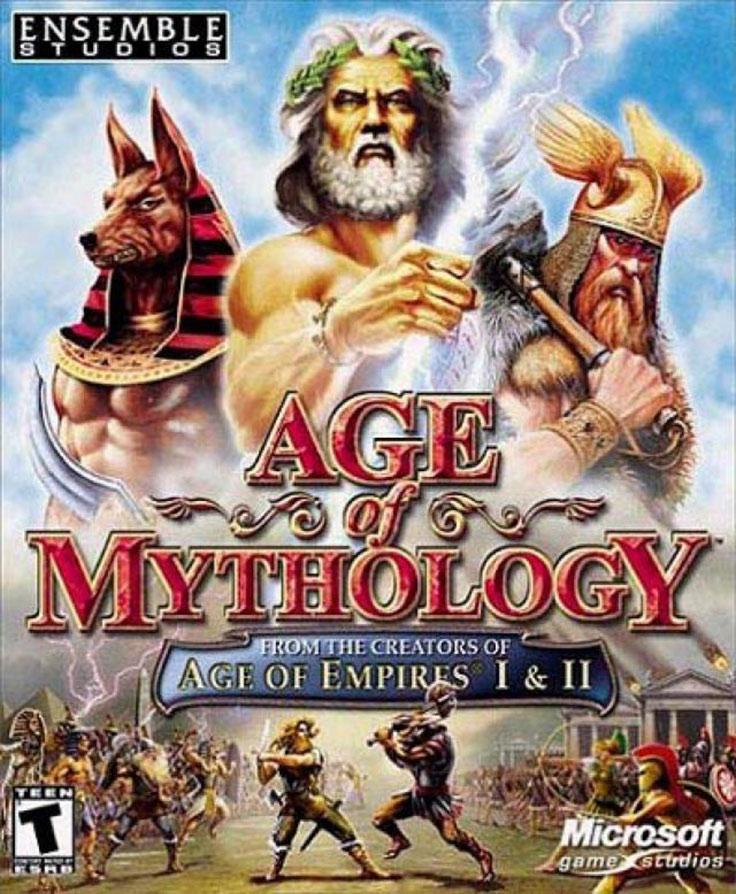 Age of Mythology: Extended Edition background image